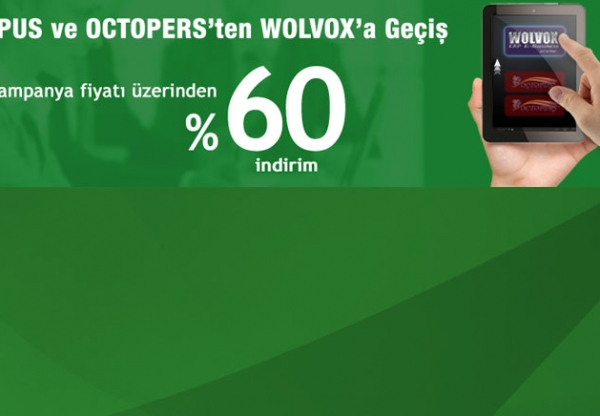 AKINSOFT OCTOPUS ve OCTOPERS'ten AKINSOFT WOLVOX' a Geçiş